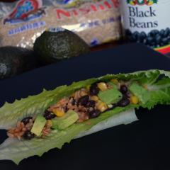 Southwestern Lettuce Wraps