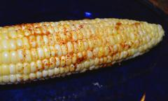 Seasoned Corn on the Cob