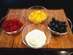 Easy Fruit Topping
