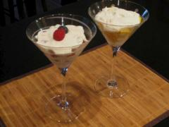 Martini Fruit Parfait